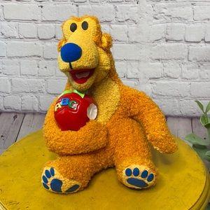 Disney Bear in the Big Blue House Alphabet Plush